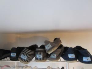 Exhibit C: Shoes that I love.