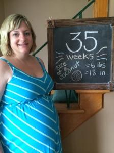 35 weeks